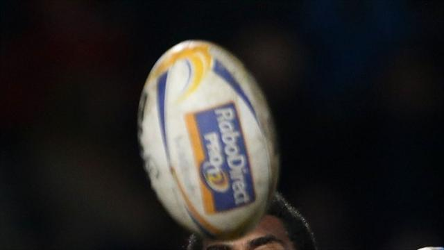 RaboDirect Pro12 - Glasgow's clash with Edinburgh off