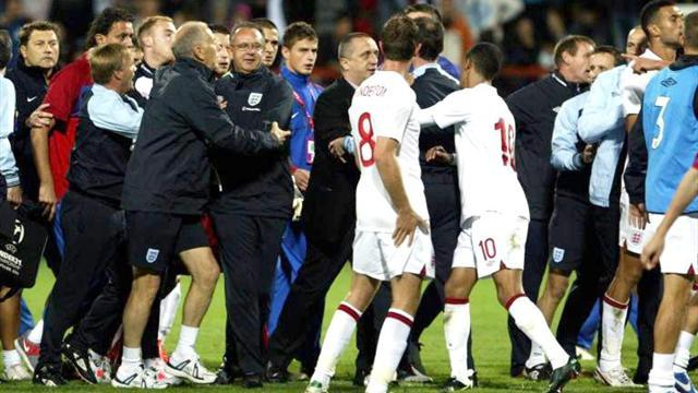 World Football - UEFA appeals against Serbia sanctions