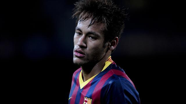 Liga - Neymar in Barca's squad for King's Cup clash at Sociedad