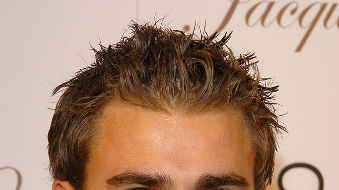 "Paul Wesley at the ""Fashion for Passion"" Featuring the Beach Boys in Hollywood, California on October 11, 2005."