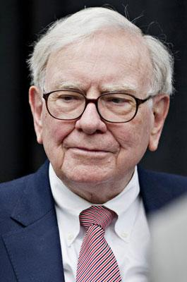 2. Warren Buffett, Omaha, $46 billion