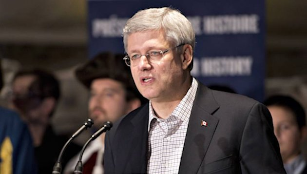 Prime Minister Stephen Harper. (The Canadian Press)