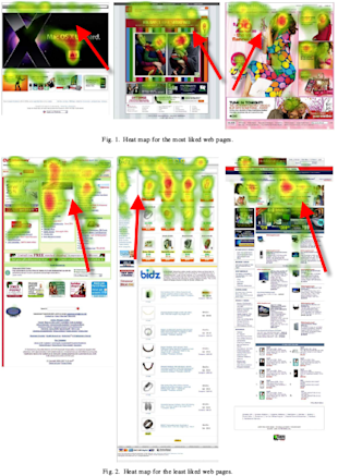 Website Header As A Marketing Tool For Your Business image header heatmap