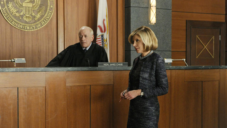"""The Good Wife"" -- ""The Seven Day Rule"""