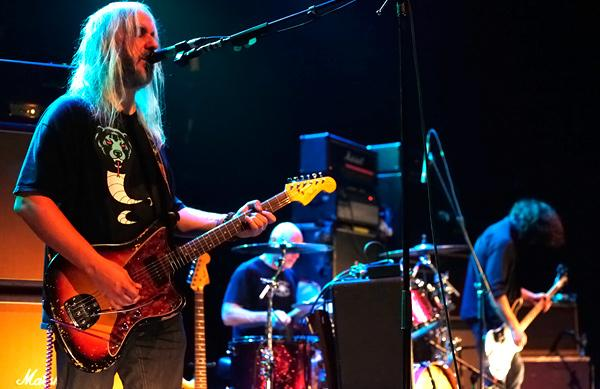 Dinosaur Jr. Celebrate Anniversary With Frank Black and Johnny Marr