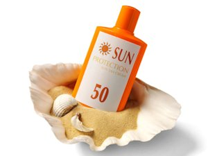 High-SPF Lotions