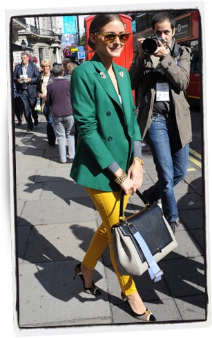 Olivia Palermo | Getty Images