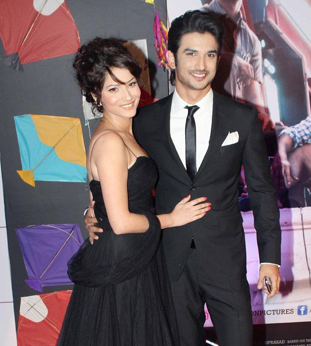 Stars at the Kai Po Che premiere