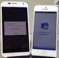 Motorola Moto X vs. Apple iPhone 5 Benchmarks Only Review AT&T  image 8 31 2013 2 50 44 PM 300x2952