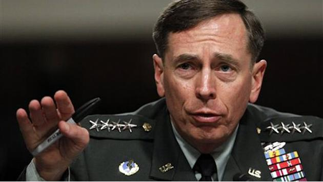 Petraeus resignation part of larger Benghazi coverup?