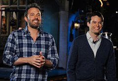 Ben Affleck, Bill Hader | Photo Credits: Dana Edelson/NBC