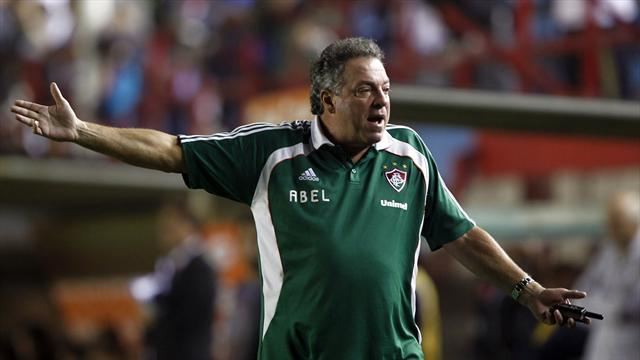 South American Football - Brazilian champions Fluminense sack coach Abel