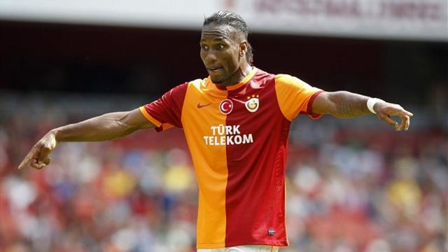 Champions League - Galatasaray v Real Madrid: LIVE