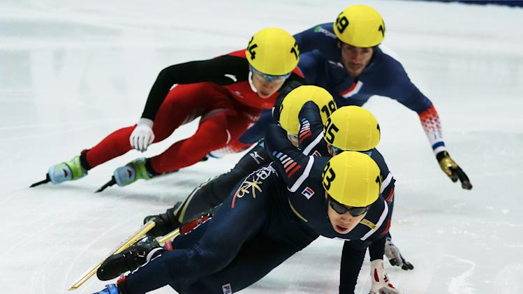 Samsung ISU World Cup Short Track - Day Three