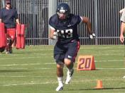Arizona Fall Camp Close-up: Practice 5 & 6