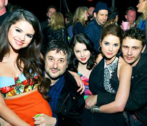 "Selena Gomez and James Franco Celebrate The Opening of ""Spring Breakers"""
