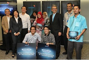 Celcom collaborates with MDeC and MyAppzil to announce the winnder of the first-ever Malaysian-themed Android challenge.