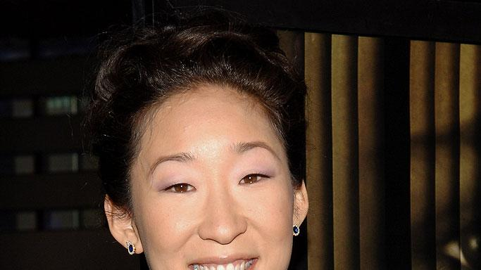"Sandra Oh at the ""Hard Candy"" Los Angeles Premiere."