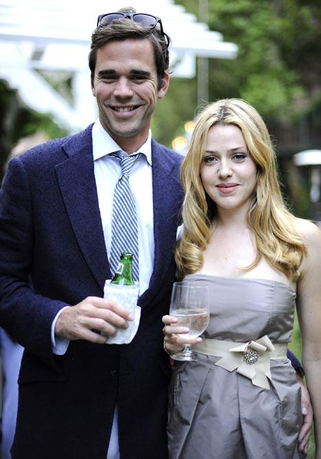 David Walton, Majandra Delfino Expecting Second Baby!