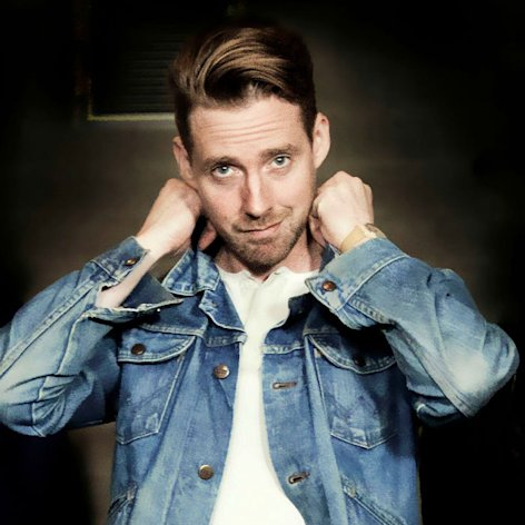 Kaiser Chiefs' Ricky Wilson Joins Kylie Minogue As New Coach On The Voice UK