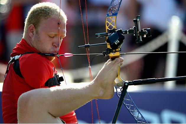 2012 London Paralympics - Day 5 - Archery