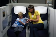 The Great Debate: Children Flying Business Class