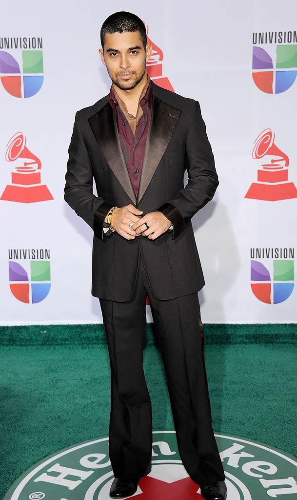Wilmer Valderrama Latin Grammy Awards