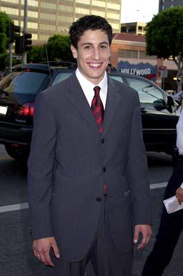 Jason Biggs at the Westwood premiere of Universal's American Pie 2