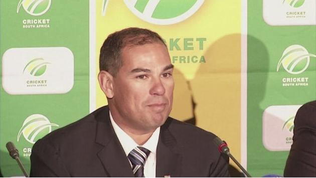 Russell Domingo hopes to take South Africa to 'another level' [AMBIENT]
