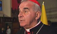 Britain's Top Cardinal Keith O'Brien Resigns