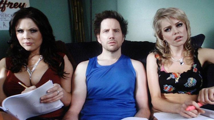 Christa Campbell Jamie Kennedy Mircea Monroe Finding Bliss Production Stills Phase 4 2010