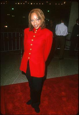Premiere: Samaria Graham at the Century City premiere of Universal's The Best Man - 10/14/99