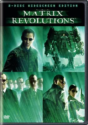 Warner Bros. Pictures' The Matrix Revolutions
