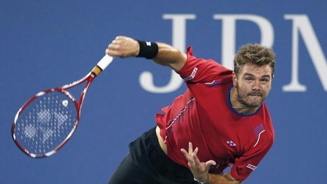 Tennis - Wawrinka win ends Almagro's London hopes