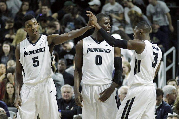 Providence likely lost too much talent to match its success of the past couple years. (AP)