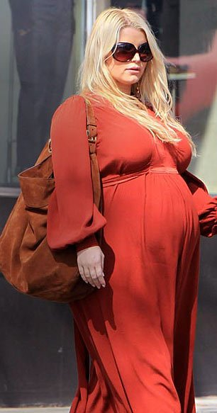Jessica Simpson 'Excited' To Lose Baby Weight