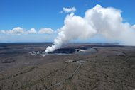 Hawaii: Huge Magma Chamber Discovered Beneath World's Most Active Volcano Kilauea