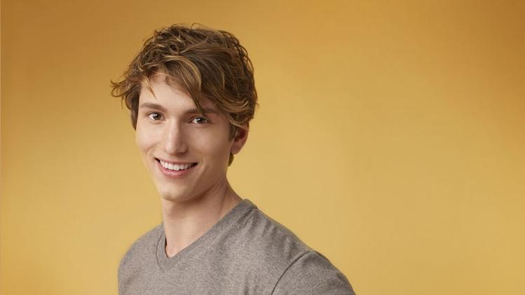 "Benjamin Stone stars as Alek on ""The Nine Lives of Chloe King."""