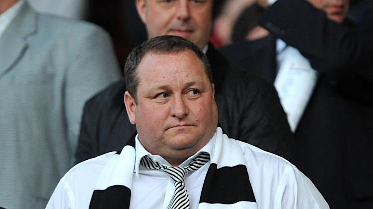 Mike Ashley has been cleared to buy a stake in Rangers