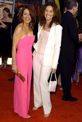 Patricia Heaton and Amy Brenneman Screen Actors Guild Awards 2/22/2004