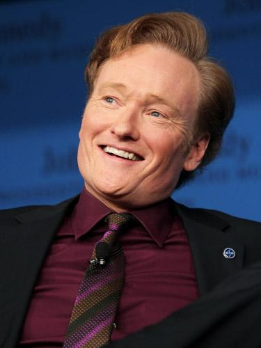Conan O'Brien Tap Dances