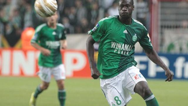 Ligue 1 - Goal-shy St Etienne up to fourth