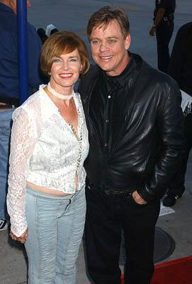 Premiere: Mark Hamill and wife Marilou York at the LA premiere of 20th Century Fox's Star Wars: Episode III - Revenge of the Sith - 5/12/2005