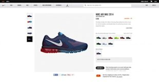 What Nike.com (and Others) Can Teach You About Building Persuasive Product Pages image Nike Out of Stock 1 e1408128550481 600x315