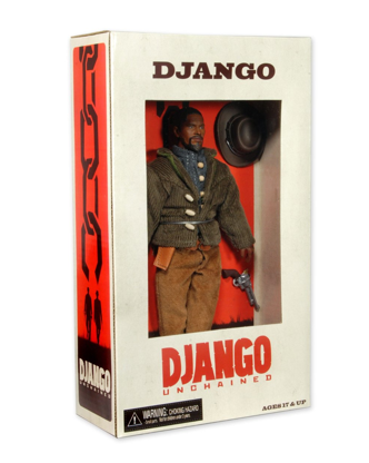 'Django Unchained' Action Figures Spark More Racial Outrage