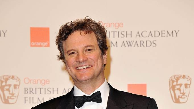 Colin Firth BAFTA Awards