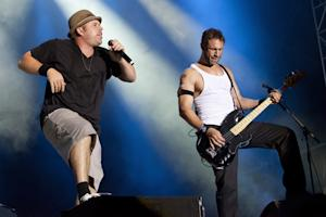 Bloodhound Gang Banned From Russian Festival After Flag Stunt