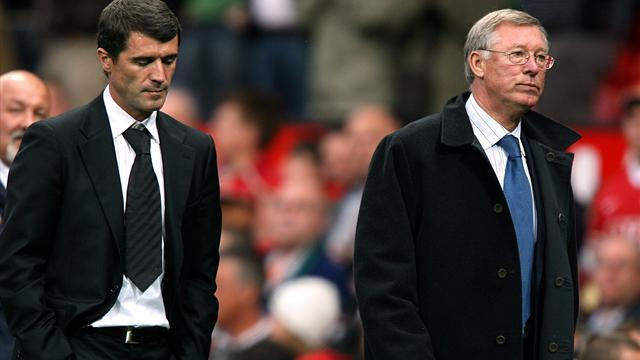 Premier League - Keane: Fergie's 'massive ego' still trying to control United