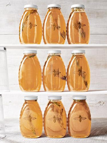 Rosemary Honey