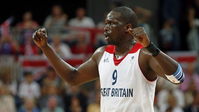 Basketball - NBA star Deng set to return for Great Britain